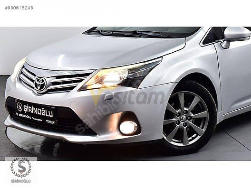 Taşıt\Otomobil\Toyota \Avensis