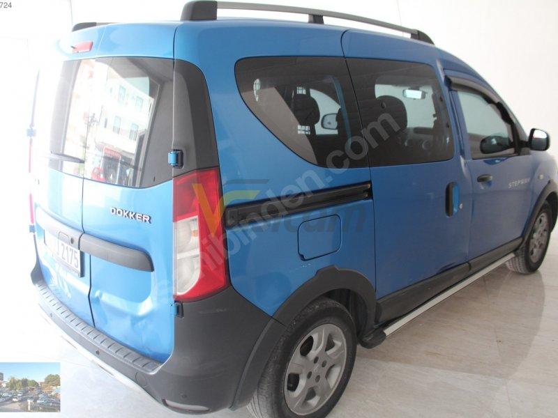Taşıt\Minivan & Panelvan\Dacia\Dokker