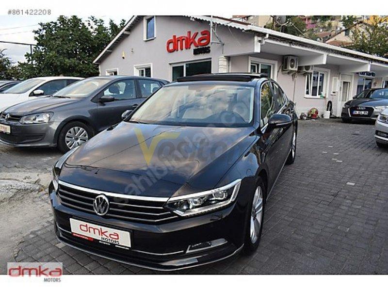 DMKA-2017-VW.PASSAT COMFORT-BMT-1.4TSI-DSG-F1-XENON-CAM TAVAN