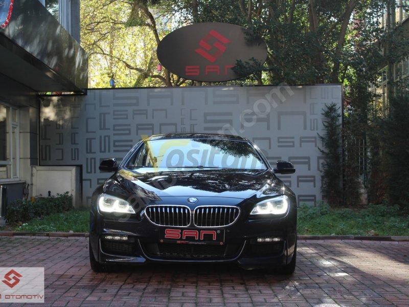 SAN OTOMOTİV 2015 BMW 640XD M SPORT 80.000 KM BORUSAN