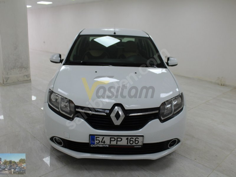İCİ DISI PIRIL PIRIL 2013 RENEULT SEMBOL 0,9 TURBO TOUCH