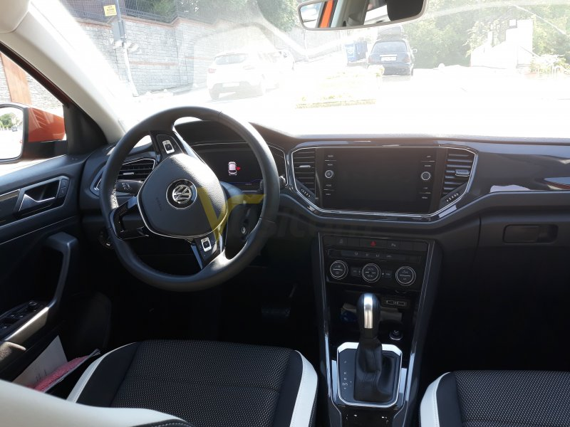 Taşıt\Arazi, SUV & Pick-up\Volkswagen\T-Roc