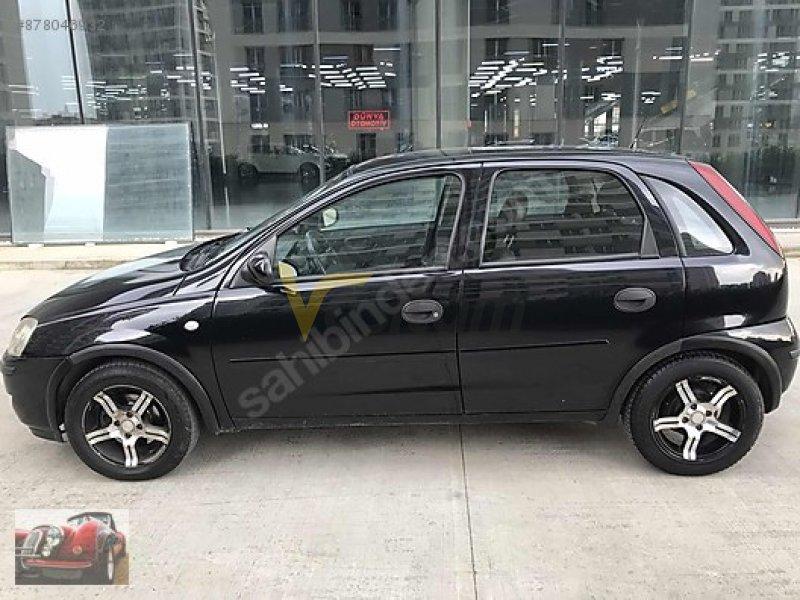 Taşıt\Otomobil\Opel \Corsa