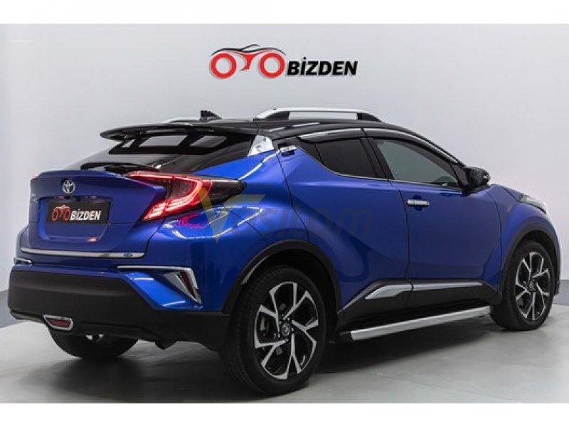 Taşıt\Arazi, SUV & Pick-up\Toyota\C-HR