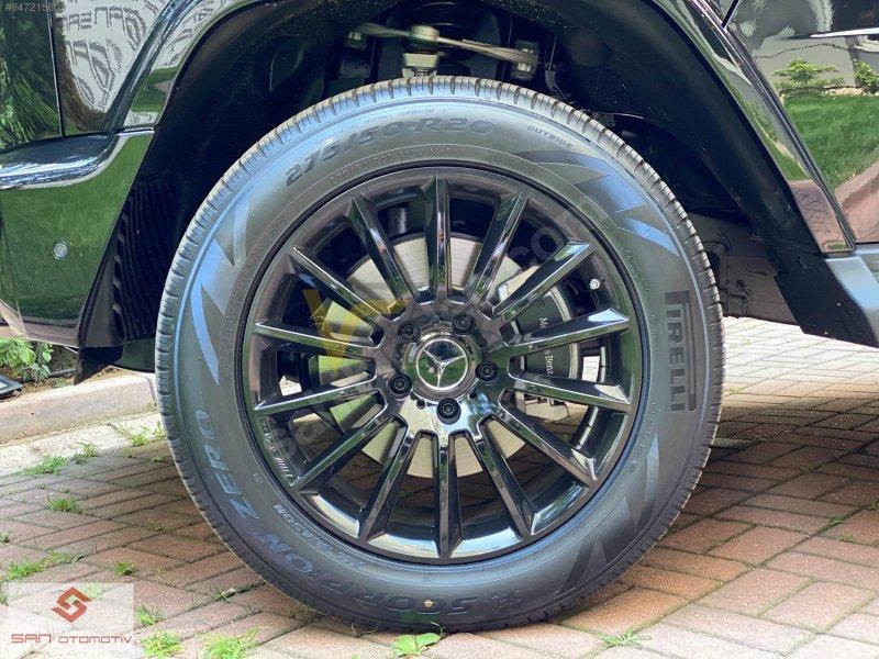 Taşıt\Arazi, SUV & Pick-up\Mercedes - Benz\G Serisi