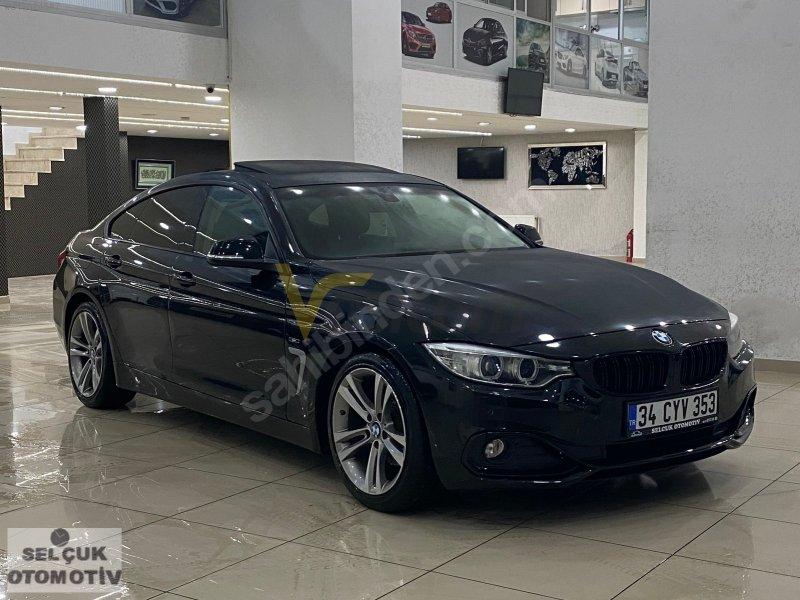 2015 MODEL BMW 4.20d GRAN COUPE FULL+FULL VADE-TAKAS OLUR