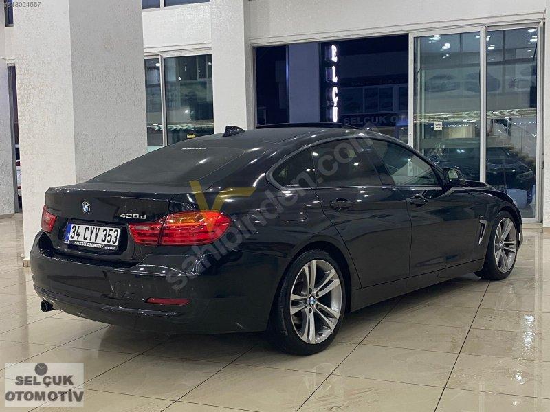 Taşıt\Otomobil\BMW\4 Serisi