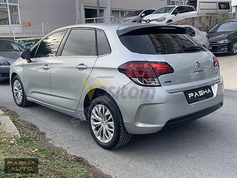 Taşıt\Otomobil\Citroën\C4