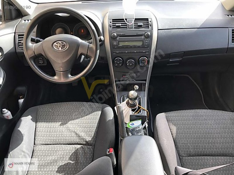 Taşıt\Otomobil\Toyota \Corolla