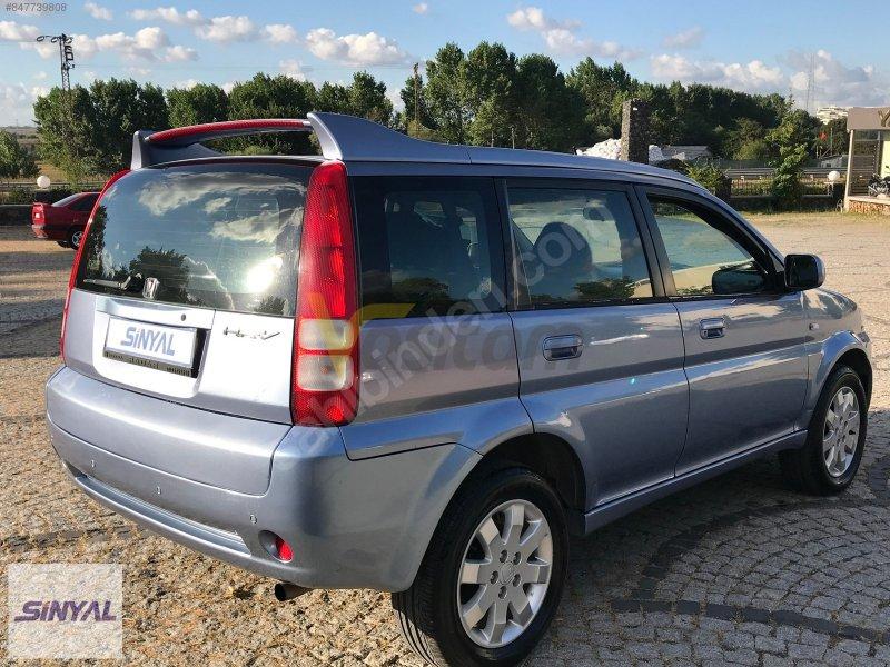 Taşıt\Arazi, SUV & Pick-up\Honda\HR-V