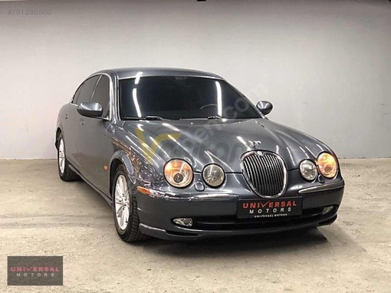 Taşıt\Otomobil\Jaguar\S-Type