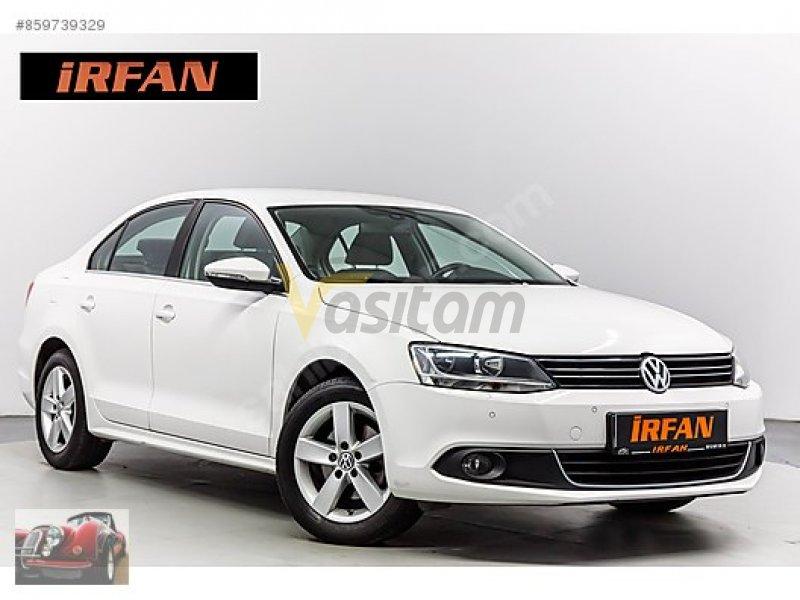 2013 VW JETTA 1.2 TSI COMFORTLİNE 61.000 KM OTOMATIK BENZİN