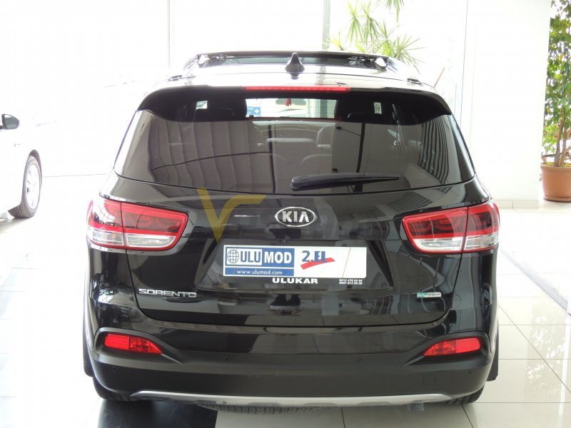 Taşıt\Arazi, SUV & Pick-up\Kia\Sorento