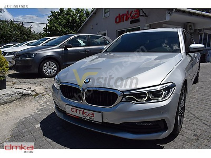 2017-BMW-520dXDRIVE-NEXT100-HARMAN KARDON-HAYALET-NAVİGSY-BOYASZ
