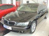 ULUBAŞLAR 2008 BMW 7.30 LD Individual Edition VAKUM + TV + TEL