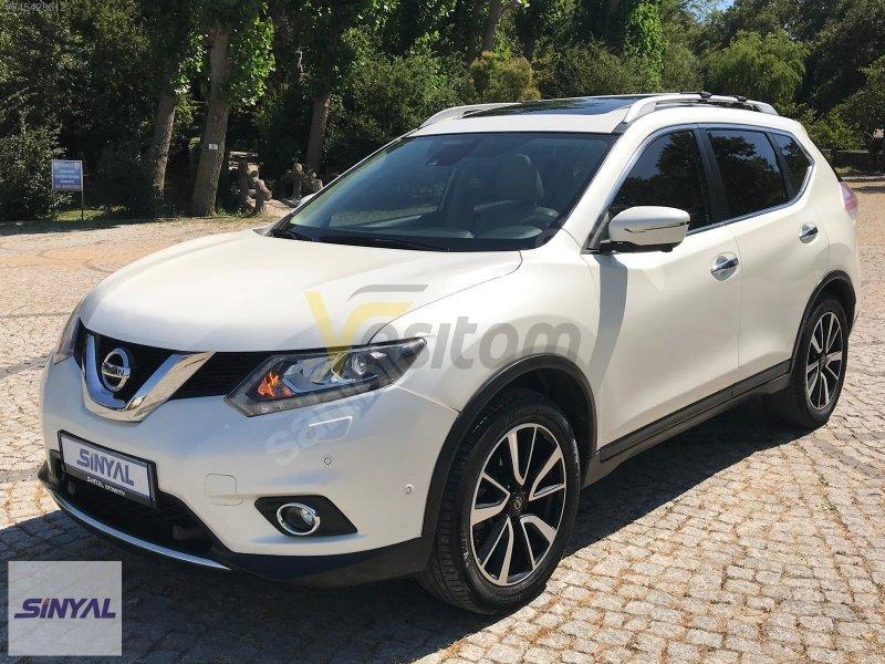 Taşıt\Arazi, SUV & Pick-up\Nissan\X-Trail