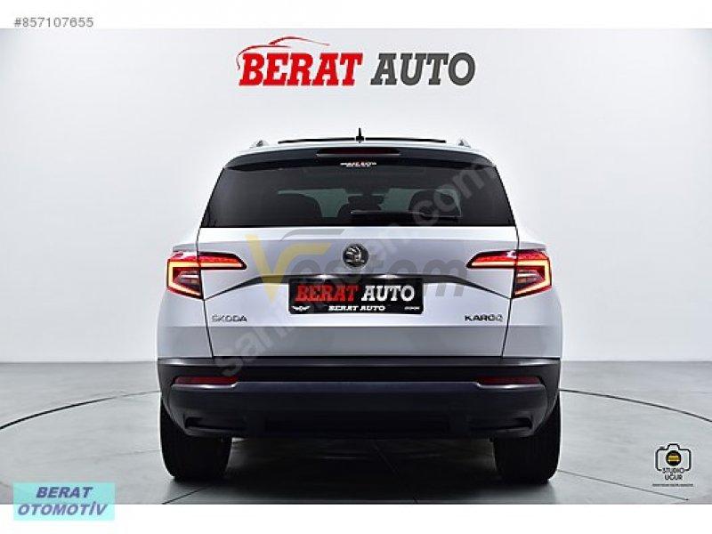 Taşıt\Arazi, SUV & Pick-up\Skoda\Karoq