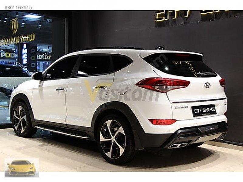 Taşıt\Arazi, SUV & Pick-up\Hyundai\Tuscon