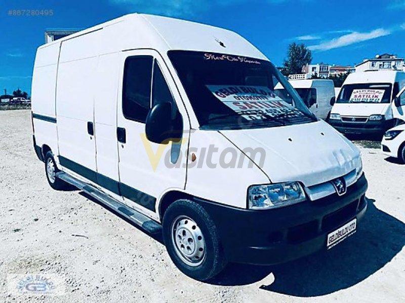 Taşıt\Minivan & Panelvan\Peugeot\Boxer