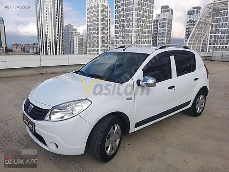 Taşıt\Otomobil\Dacia\Sandero