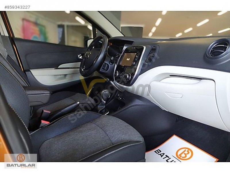 Taşıt\Arazi, SUV & Pick-up\Renault\Captur
