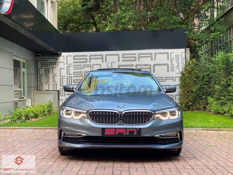 SAN OTOMOTİV BMW 530i xDrive ULTIMATE LUXURY