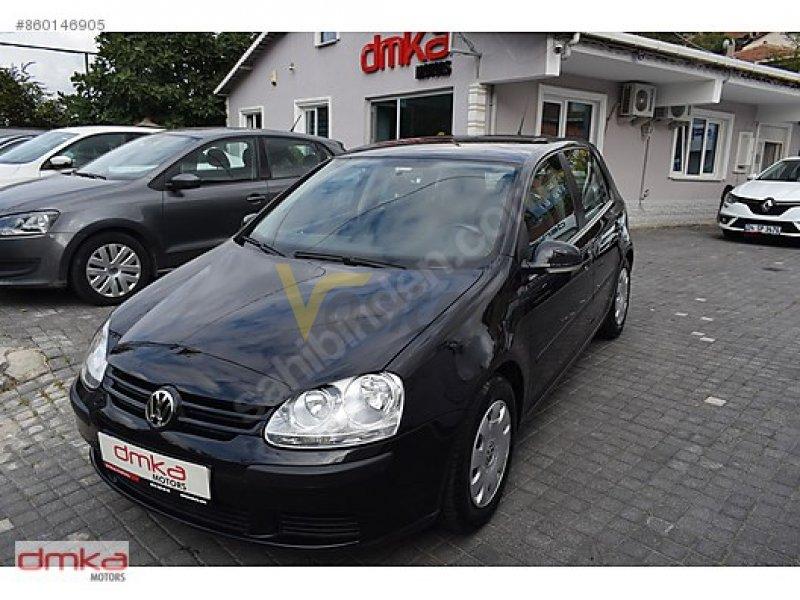 DMKA-2006-VW GOLF 1.6FSI MIDLINE-OTOMATİK-115HP-
