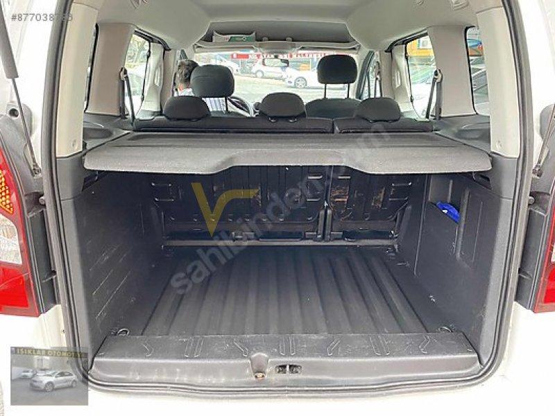Taşıt\Minivan & Panelvan\Peugeot\Partner