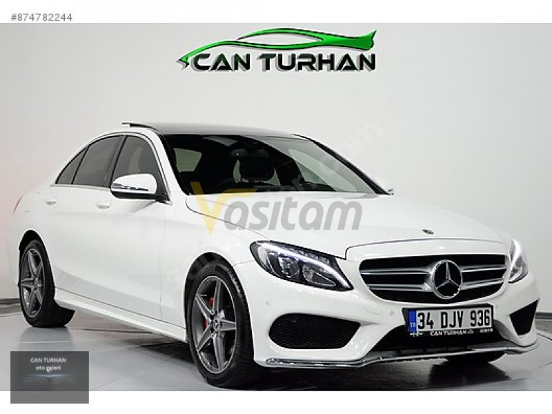 Taşıt\Otomobil\Mercedes\C Serisi