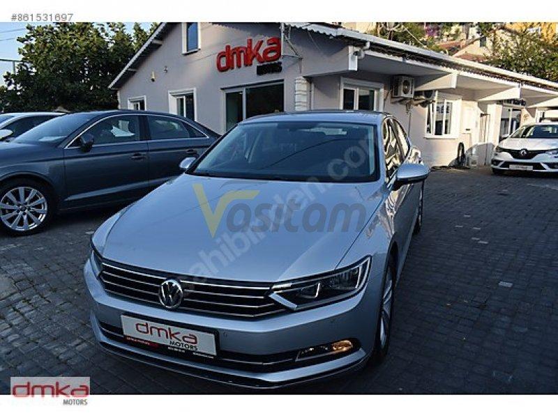 BOYASIZ-2017-VW.PASSAT COMFORTLİNE-BMT-2.0TDI-150HP-DSG-F1 VİTES