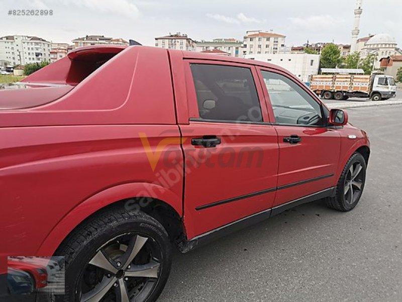 Taşıt\Arazi, SUV & Pick-up\SsangYong\Actyon Sports
