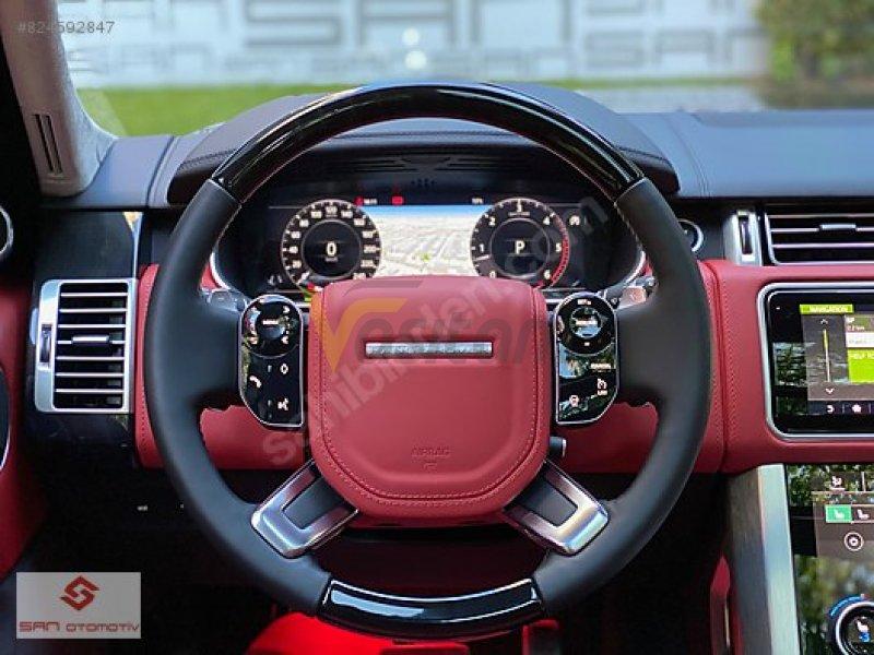 Taşıt\Arazi, SUV & Pick-up\Land Rover\Range Rover