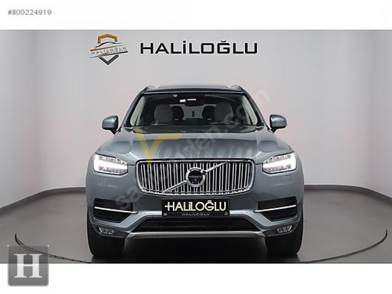 2019 VOLVO XC90 INSCRIPTION SOĞUTMA 360 KAMERA 7 KOLTK