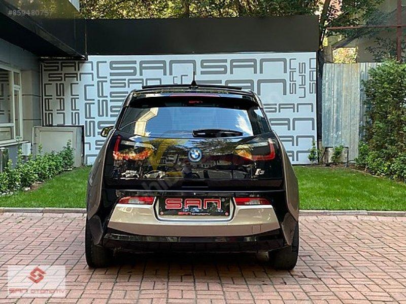 Taşıt\Otomobil\BMW\i Serisi