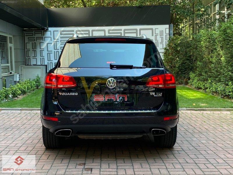 Taşıt\Arazi, SUV & Pick-up\Volkswagen\Touareg