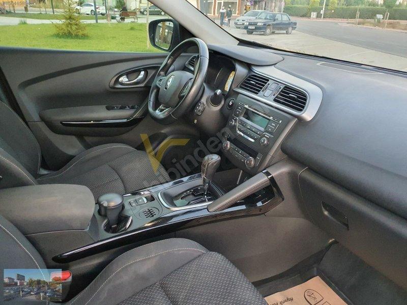 Taşıt\Arazi, SUV & Pick-up\Renault\Kadjar
