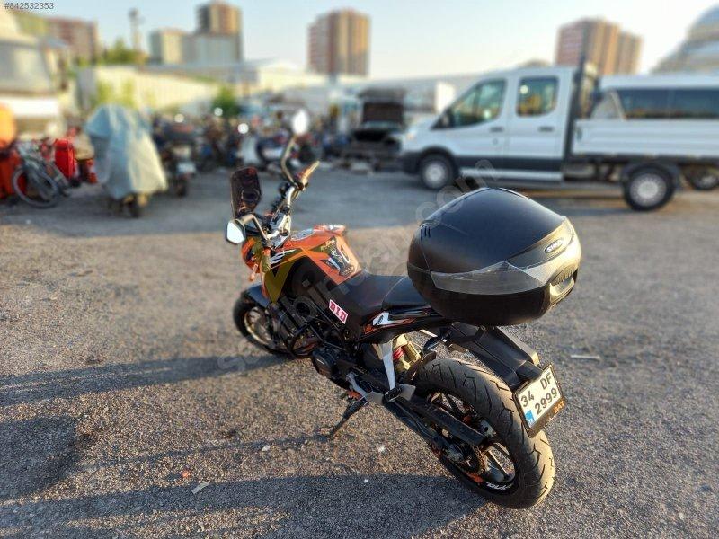 Taşıt\Motosiklet\KTM\200 Duke