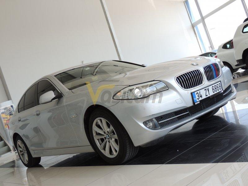 ULUBAŞLAR 2012 BMW 5.20d COMFORT HATASIZ BOYASIZ 130.000 KM