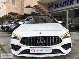 MAHİR YÜKSEL'DEN 2019 MERCEDES CLA 200 AMG 7G İMZALI SERİ BOYASZ
