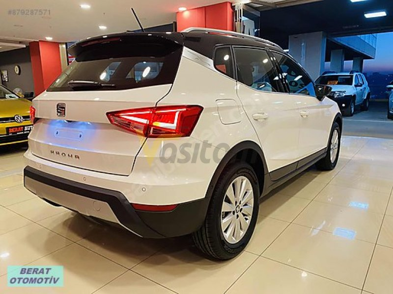 Taşıt\Arazi, SUV & Pick-up\Seat\Arona