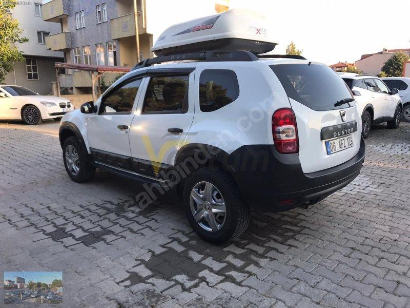 Taşıt\Arazi, SUV & Pick-up\Dacia\Duster