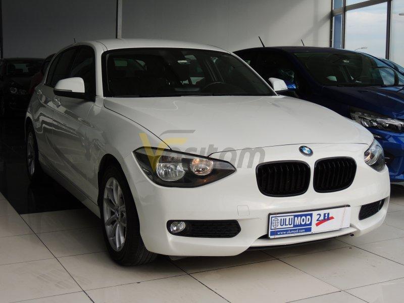 2012 BMW 1.16i Comfort 80.000 KM