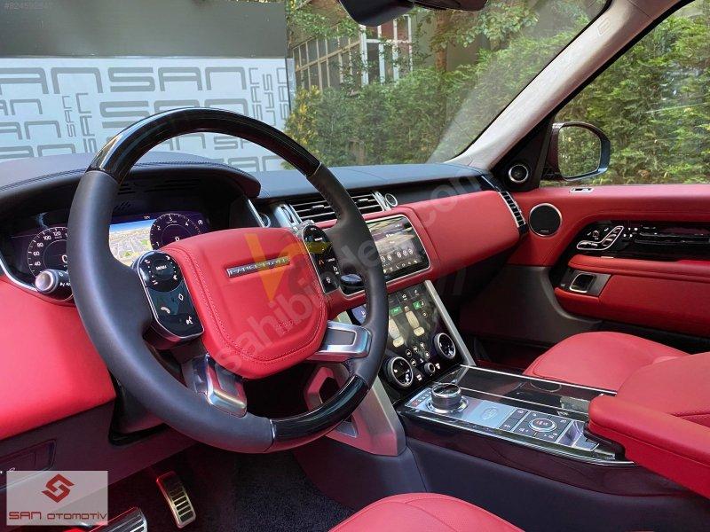 Taşıt\Arazi, SUV & Pick-up\Land Rover\Range Rover Velar