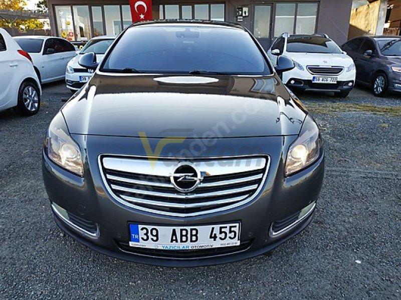 yazıcılar otomotivden Opel Insignia cosmo