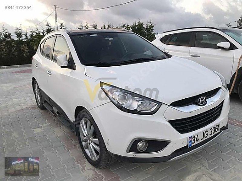 Taşıt\Arazi, SUV & Pick-up\Hyundai\ix35