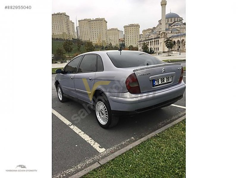 Taşıt\Otomobil\Citroën\C5