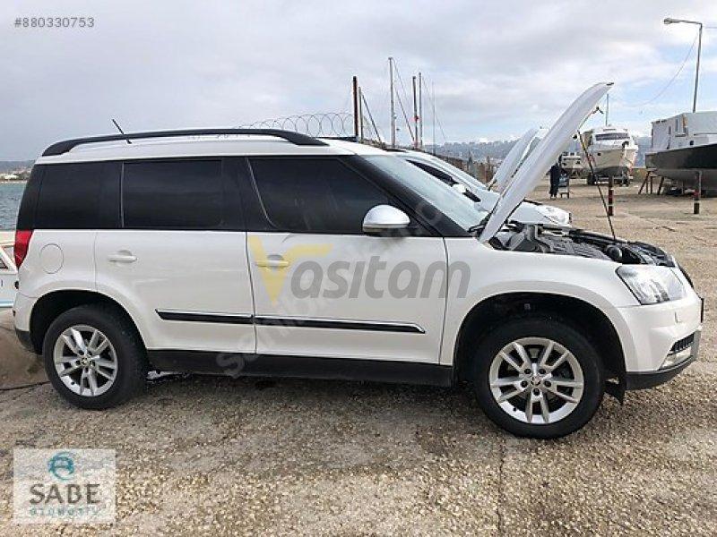 Taşıt\Arazi, SUV & Pick-up\Skoda\Yeti