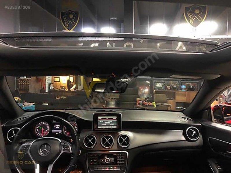 Taşıt\Otomobil\Mercedes\CLA