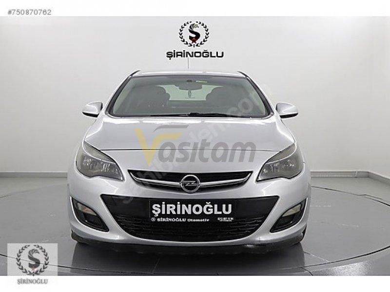 ŞİRİNOĞLU-2013 Opel ASTRA Sedan EDİTİON Start&Stop