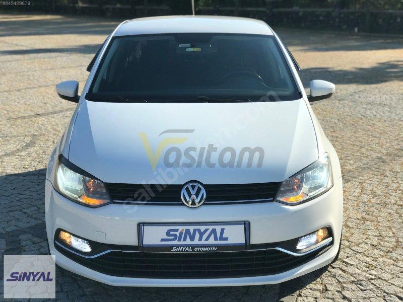 SİNYAL OTOMOTİVDEN 2014 VW POLO 1.4 TDI OTOMATİK VİTES 90 HP